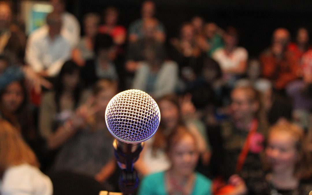 Hoe kom je op het TED(x) podium?